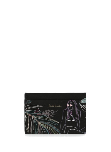 Paul Smith Kartlık Siyah
